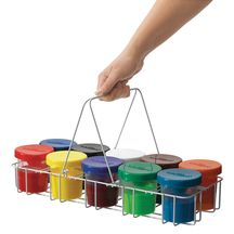 Colorations® Paint Cup Caddy - Discount School Supply