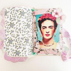 Mixed Media, Notebook, Scrapbook, Interior, Cinderella, Notebooks, Tutorials, Diaries, Indoor