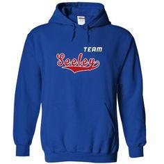 I Love Team Seeley T shirts