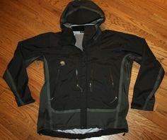 Mountain Hardwear Conduit Softshell hooded Jacket Men Medium camping/hiking New #MountainHardwear #BasicJacket