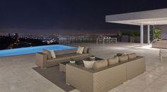Beverly Hills, California, USA - Carla Ridge Residence by McClean Design.