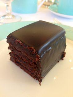 Fortnum and Mason Chocolate Cake