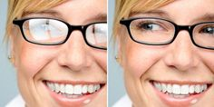 Learn about anti-reflective coating to help reduce glare on your lenses, so other people can see your eyes!