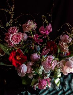 Florist Friday: Interview with Brittany Asch of BRRCH | Flowerona
