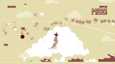 Luftrausers to launch for all five platforms simultaneously