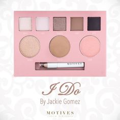 Motives I Do Palette Created by Makeup Artists and Brides for Celebrity Makeup Artist Jackie Gomez this palette...[Read More] by clicking the image or clicking here http://tamirahamilton.com/motives-cosmetics/motives-palette-makeup-artist-jackie-gomez/