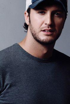 Luke Bryan...mmm :)