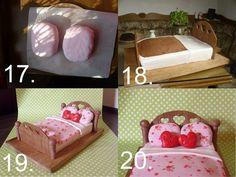 Bolos maçapão 2 - Receitas fotopostupy - R. .. - Página 2