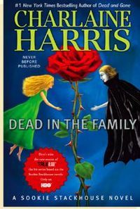 Book 10 in the Southern Vampire Mysteries ~ Can I just say, I hate the HBO plug on the cover so much!! It ruins it :/