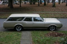 1966 Olds Vista Cruiser | 1966 F-85 station wagons, not Vista Cruisers - ClassicOldsmobile.com