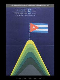 'Day of World Solidarity with the Cuban Revolution' - Antonio Marino (Nico), 1970