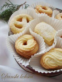 La cuisine creative: Danski keksići