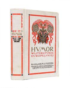 Bruner Wanda. Humor w literaturze europejskiej. Warszawa-Lwów [1912].