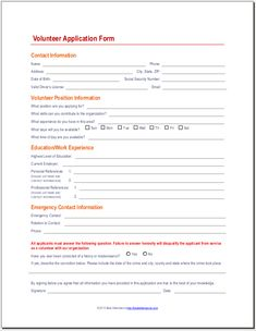 Church volunteer application template scholarship application form volunteerapplicationformg 644832 pixels application formwebsiteattendancesample resumetemplatesunday school altavistaventures