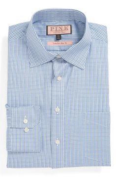 Cyber Monday deal: Thomas Pink Men's Slim Fit Traveller Dress Shirt