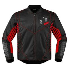 Icon Wireform Jacket - Cycle Gear The Effective Pictures We Offer You About indoor Cycling Gear A qu Nylons, Red Jackets, Triumph Street Twin, Motorbike Jackets, Orange Jacket, Textiles, Riding Gear, Motorcycle Outfit, Icons