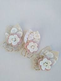 Image result for wrist corsage crochet
