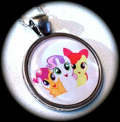 CUTIE Mark CRUSADERS b . Glass My LITTLE Pony by girlgamegeek, $11.11