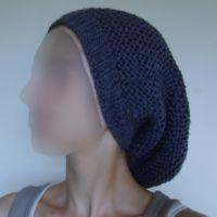 Bonnet géant de Tête en laine