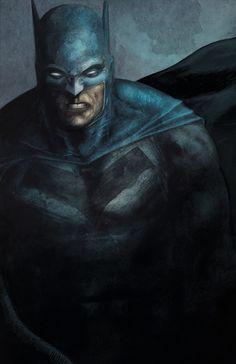 Batman painting rgb small by DRedhead Comics Anime, Dc Comics, Batman Comics, Planet Comics, Batman Painting, Batman Artwork, Batman The Dark Knight, Batgirl, Comic Books Art