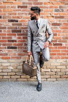 Silver Suit EPH Apparel