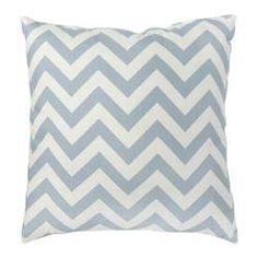 Greendale Home Fashions Zig Zag Toss Pillows, Village Blue, Set of 2.  Original Price: $33.82  Buy New: $25.05  You Save: 26%  Deal by: SmartPillowShoppers.com