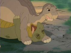 That time you learned how dinosaurs have sex. | 22 Images That Will Ruin Your Childhood