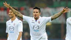Con golazo de Juan Vargas: Fiorentina perdió 2-1 con Roma. #depor