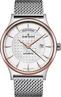 #mensstyle #watches Claude Bernard Men's 83014 357RM AIR Classic Gents Automatic Day-Date Analog Display Swiss Automatic Two Tone Watch