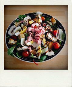 Salade du jour...