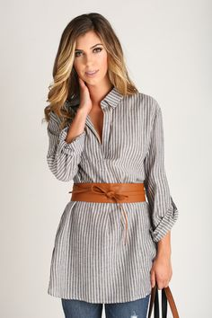 Morning Lavender, chambray, striped, casual outfit ideas, go-to pieces, easy to wear, fall fashion