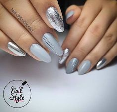 37 Pretty Nail Designs Ideas for Spring, Winter, Summer and Autumn. More about this up - Beauty-Tipps - 37 Pretty Nail Designs Ideas for Spring, Winter, Summer and Autumn. More about this up - Beauty-Tipps - 745908757017267961 Pretty Nail Designs, Winter Nail Designs, Nail Art Designs, Fall Designs, Nails Design, Winter Nails, Spring Nails, Summer Nails, Fall Nails