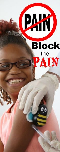 Buzzy Pain Relief System helps children and adults dull the pain of injections and medical procedures. Get help today!