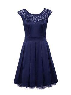 Avita Fit & Flare Dress