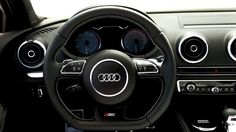 10 Fantastic Audi A3 Sedan Steering Image