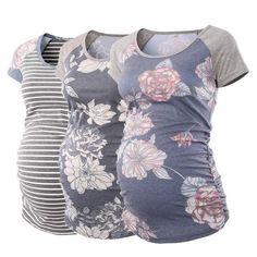 Maternity T-Shirt 29.99 CAD Baseball Maternity, Maternity Tees, Maternity Dresses, Shakira, Push Up Lingerie, Pregnancy Shirts, Trends, Tank Top Shirt, Tank Tops