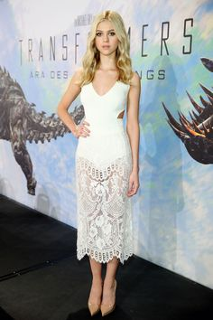 Red Carpet Watch: Nicola Peltz in Stella McCartney and Dolce & Gabbana