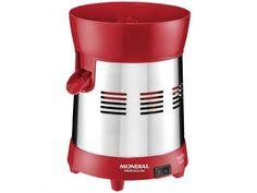 Espremedor/Extrator de Frutas Mondial - Red Premium E-24 250W 1,25L Vermelho com as melhores condições você encontra no Magazine Raimundogarcia. Confira!