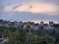 Madinat Jumeirah resort - Dar Al Masyaf Hotel, Dubai - Rooftop View
