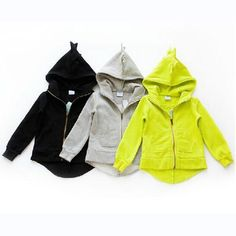 2017 Dinosaur Hoodies Winter Jackets Coats For Girls Outerwear Baby Boy Clothes Cardigan Spring Autumn Sweatshirts Kids Clothes #Affiliate