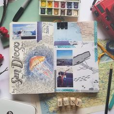 Ideas for your art journal