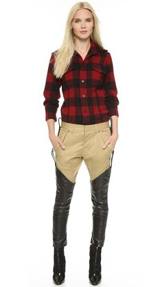 DSQUARED2 Long Sleeve Jumpsuit