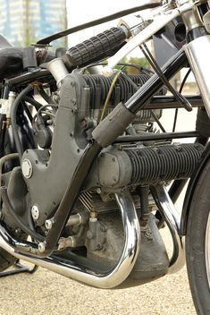 One of the world's rarest, most legendary motorcycles, one of only four AJS 'Porcupine' Racing Motorcycle Frame no. Engine no. One of the world's rarest, most legendary motorcycles, one of only four AJS 'Porcupine' Racing Motorcycle Frame no. Engine no. Ajs Motorcycles, British Motorcycles, Vintage Motorcycles, Classic Motors, Classic Bikes, Classic Motorcycle, Motorcycle Engine, Norton Motorcycle, Motorcycle Art