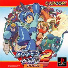 Rockman 2: Dr. Wily no Nazo / PlayStation / Capcom / 1999