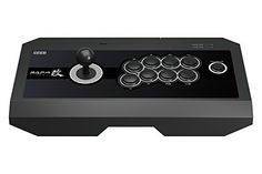 HORI Real Arcade Pro 4 Kai Silent Fight Stick for PlayStation 4 and PlayStation 3 Officially Licensed by SCEA. The Real Arcade Pro 4 Kai Silent is a tournament Playstation 4 Accessories, Arcade Stick, Gift Store, Kai, Cool Stuff, Sticks, Video Games, Videogames, Video Game