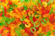 Colourful jelly dummy sweets – TextureQualityPro - Royalty Free Textures & Backgrounds -