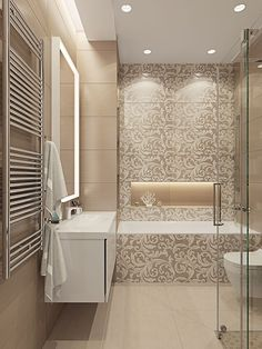 The best tiles are the secret to your dream bathroom So what's stopping you? Are you after bathroom tile ideas? Bathroom tiles are a simple means to update your bathroom. Bathroom Design Luxury, Modern Bathroom Design, New Interior Design, Bathroom Countertops, Beautiful Bathrooms, Bathroom Inspiration, Small Bathroom, Bathroom Ideas, Tile Ideas
