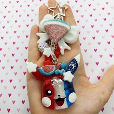 Happy 4 Of July, 4th Of July, Resin Charms, Personalized Items, Independence Day, July 4th
