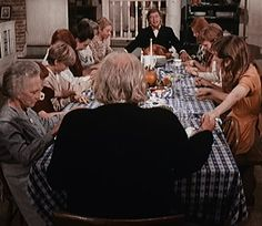Check Out Our Review Of The Waltons Thanksgiving Story