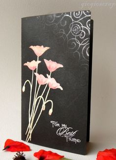 Memory box Prim Poppy: